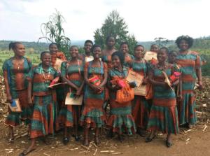 Congo Restoration Sewing School
